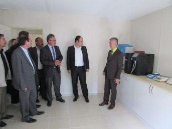Sandıklı'da Toprak Tahlil Laboratuvarı Açıldı