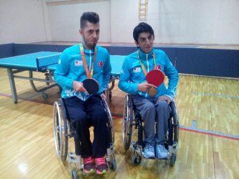 Engelli Milli Kardeşlerin Olimpiyat Başarısı