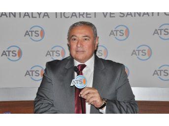 Antalya'nın Turizmde 2016 Yılı Kaybı 5,5 Milyon Turist