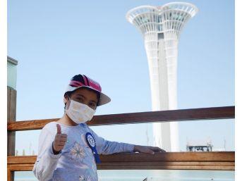Nakilli Çocuklar, Expo 216 Antalya'yı Ziyaret Etti