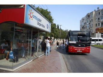 Özel Otobüs İşletmelerinden Büyükşehir'in 12 Metrelik Otobüs Kararına Destek