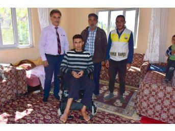 Genç Adamın Hayatını Değiştirecek Destek Nazilli Belediyesi'nden Geldi