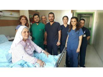 Akciğer Yırtığı Olan Hasta Sağlığına Kavuştu