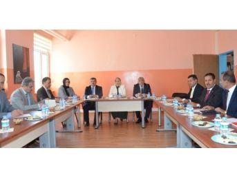 Bilecik İlçe Milli Eğitim Müdürleri İstişare Toplantısı