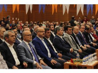 Ak Parti Osmangazi İlçe Meclisi Toplandı