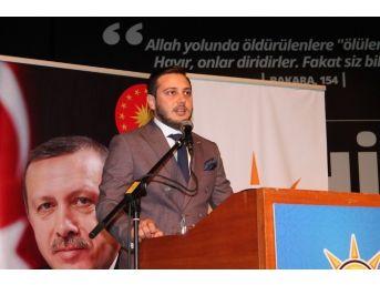 Ak Parti Osmangazi İlçe Teşkilatı Şehit Ve Gazileri Unutmadı