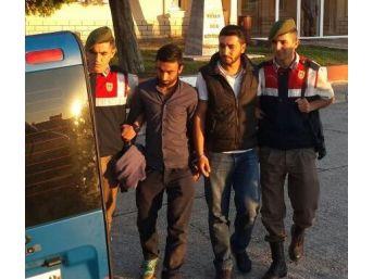 Bursa'da Jandarmadan Mülteci Operasyonu