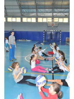 Nilüfer'de Kış Spor Okulları Başlıyor