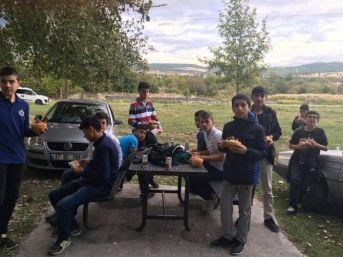 Kargı Fen Lisesi'nden Öğrencilere Hoşgeldin Pikniği