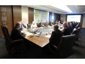 Koordinasyon Toplantısında Düzce Masaya Yatırıldı