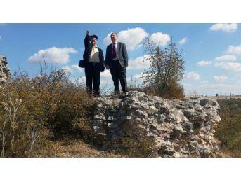 Sinanköy Antik Yerleşim Alanı Kazı Çalışmaları Devam Ediyor