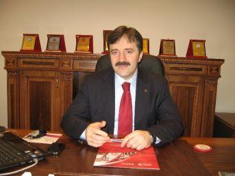 Estp Başkanı Güvenli'den Teşvik Paketine Teşekkür Ve Öneri