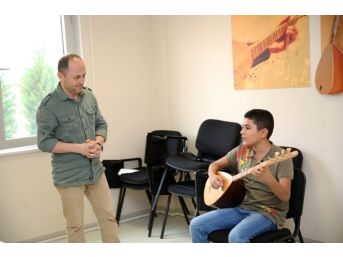 Küçükçekmece Belediyesi Müzik Akademisi Giriş Sınavları Yapıldı
