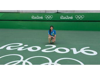 Tenis Hakemi Esin Kıratlı'dan Bir Başarı Daha