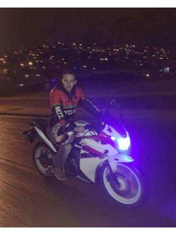 Motosiklet Tutkunu Genç Kazada Öldü