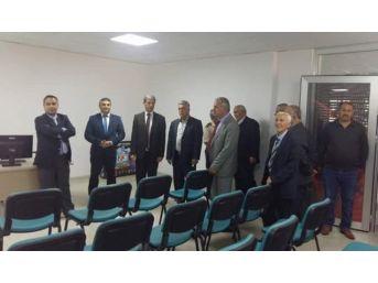 Simav Gençlik Merkezi Açıldı
