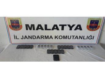 Malatya'da Jandarmadan Operasyon