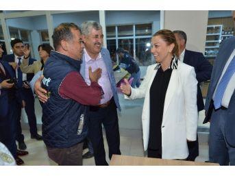 Milletvekili Çalık Vatandaşlarla Sohbet Etti