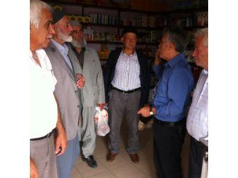 Sarıoğlu, Alişarlıların Sorunlarını Dinledi