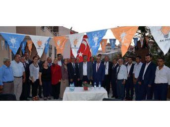 Dalaman Ak Parti Yeni Yönetimi Tanıtıldı