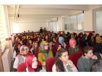 Gizligider, Anadolu Lisesi Öğrencileri İle Buluştu