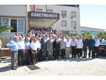 """Ak Parti'li Durmuşoğlu: """"osmaniye'yi Bölgenin Parlayan Yıldızı Yapacağız"""""""