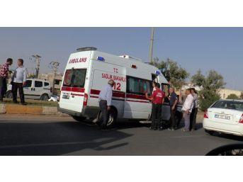 Otomobilin Çarpıp Kaçtığı Çocuk Hastaneye Kaldırıldı