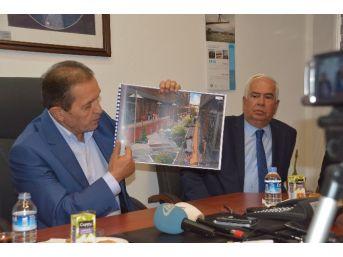 Başkan Ergül Sinop'ta Yapılacak Projelerini Açıkladı
