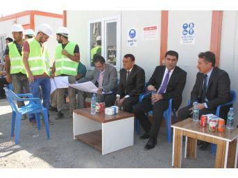 Kayyum Atanan Silopi Belediyesi Hizmete Başladı