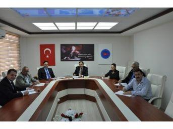 """Malkara'da """"eğitim İçin İş Ve Güç Birliği Protokolü İmzalandı"""