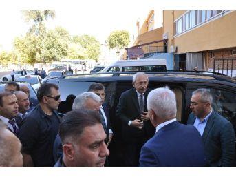 Chp Lideri Kılıçdaroğlu Tokat'ta