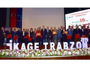 Trabzon'da İnsan Kaynakları Ve İstihdamı Fuarı