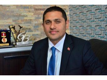 Ak Parti Merkez İlçe Başkanı Metin Karaduman: