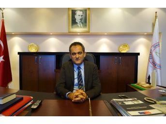 Beü Yayınevi Zonguldak'ta Mesleki Ve Teknik Eğitim Kitabını Yayınladı