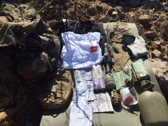Pkk'ya Ağır Darbe: Ağır Silahları Ele Geçirildi