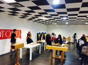 Tales Matematik Sergisi İzmir'de Yoğun İlgi Görüyor