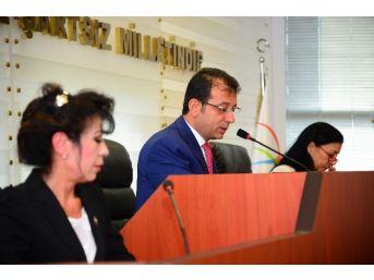 Beylikdüzü Belediye Meclisi Ekim Ayı 1. Oturumu