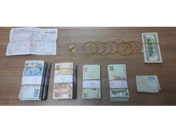 Telefon Dolandırıcısı Polise Yakalandı
