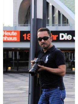 Gedizli Fotoğraf Sanatçısı Kahraman Çolak Avrupa 6'ncısı Oldu