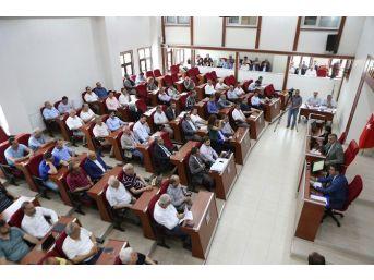 Büyükşehir Belediye Meclisi 10 Ekim'de Toplanıyor