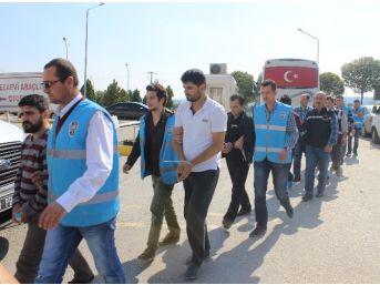 Sakarya'da Fetö Soruşturması: 10 Kişi Tutuklandı, 27 Kişi Adli Kontrol Şartıyla Serbest Bırakıldı