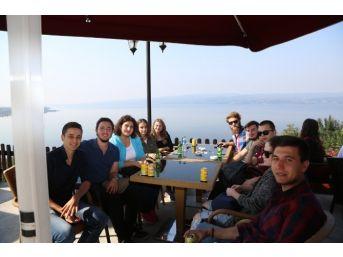 Turizm Fakültesi Öğrencilerine Turistik Tur