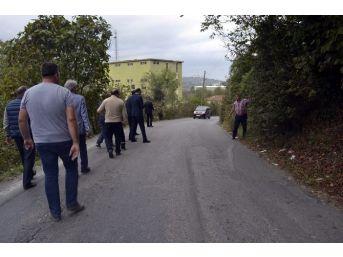 Kaymakam Çağlar, Köy Yollarında İncelemelerde Bulundu