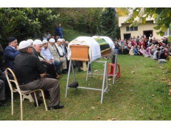 Rögar Çukurunda Ölen İşçi Memleketi Zonguldak'ta Toprağa Verildi