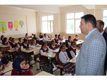 Tutak'ta Okul Açılışı