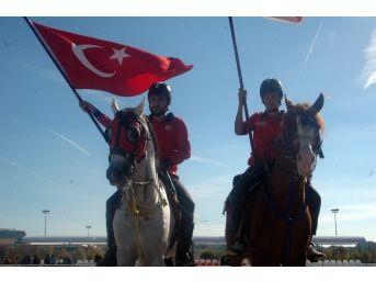 Atlı Cirit Ligi D Grubu Müsabakaları Başladı