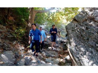Sason'da Doğa Sporları İçin Olanak Tespiti Yapıldı