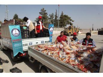 Şahinbey Belediyesinin Yardım Eli Sınır Ötesinde