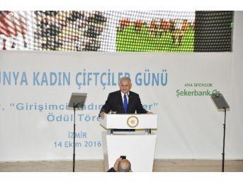 Başbakan Yıldırım, Milli Tarım Projesini Açıkladı