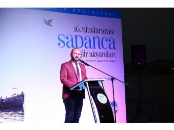 16. Uluslararası Sapanca Şiir Akşamları Sona Erdi